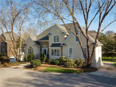 Advance Single Family Home For Sale: 112 River Hill Drive