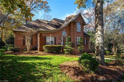Winston Salem Single Family Home For Sale: 810 Poplar Grove Road