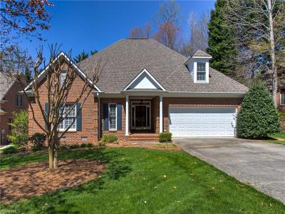 Greensboro Single Family Home For Sale: 4002 Hobbs Road
