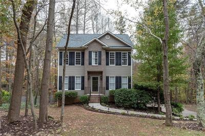 Winston Salem Single Family Home For Sale: 820 Petree Road