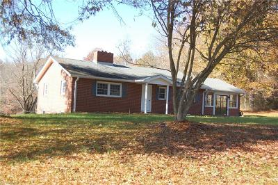 Single Family Home Due Diligence Period: 3224 Mining Ridge Church Road