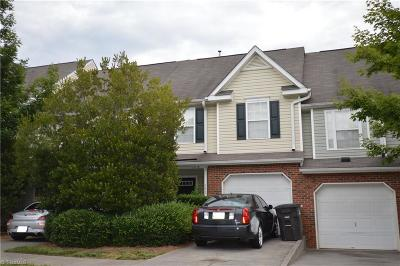 Winston Salem NC Condo/Townhouse For Sale: $118,000
