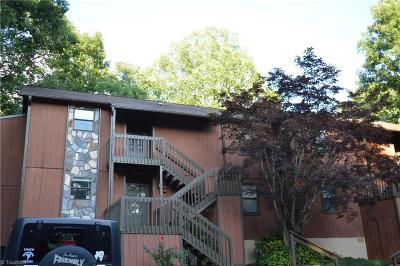 Winston Salem NC Condo/Townhouse For Sale: $50,000