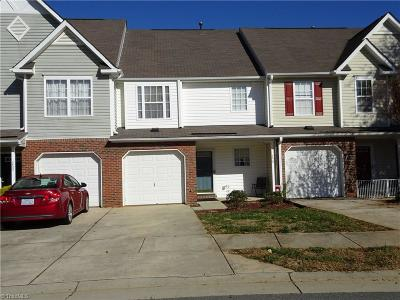 Winston Salem NC Condo/Townhouse For Sale: $139,900