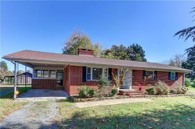 Caswell County Single Family Home For Sale: 6009 Old Us Highway 29