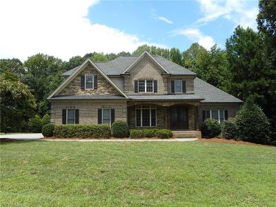 Greensboro Single Family Home For Sale: 705 Oldsquaw Drive