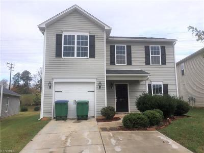 Rural Hall Single Family Home Due Diligence Period: 807 Bitting Hall Circle