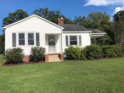 Thomasville NC Single Family Home For Sale: $128,000