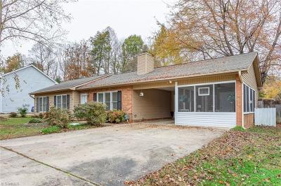 High Point Single Family Home Due Diligence Period: 741 Burguss Road