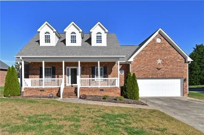 Kernersville Single Family Home For Sale: 1045 Reynolds Price Drive