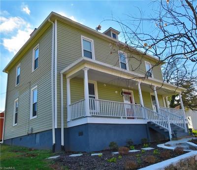 Winston Salem Single Family Home For Sale: 216 E Monmouth Street