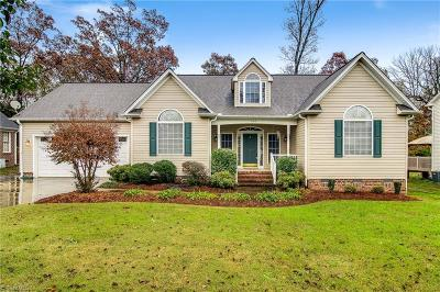 Gibsonville Single Family Home For Sale: 424 Timbergate Drive