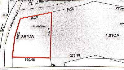 Tobaccoville Residential Lots & Land For Sale: 5400 Tobaccoville Road