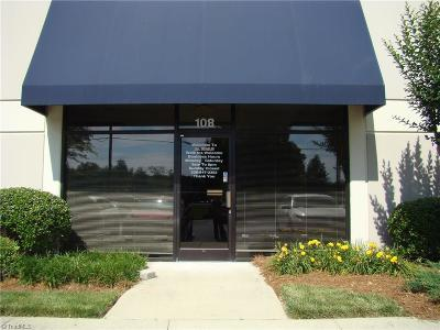 High Point Commercial For Sale: 2640 Willard Dairy Road #108