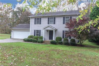 Rural Hall Single Family Home For Sale: 8801 Circle Drive