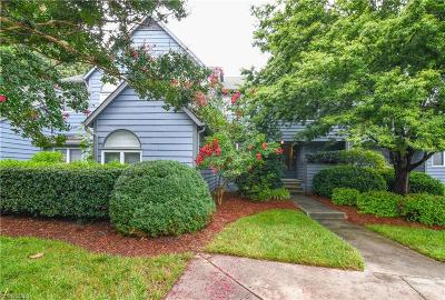 Greensboro Condo/Townhouse For Sale: 308 #d N Lindell Road