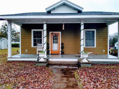 Lexington Single Family Home For Sale: 234 Broad Street