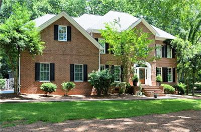Lexington Single Family Home For Sale: 114 Seminole Lane