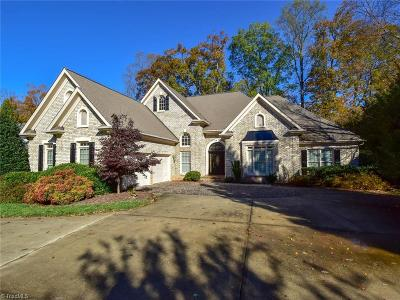 Greensboro Single Family Home For Sale: 6 Lake Bluff Court