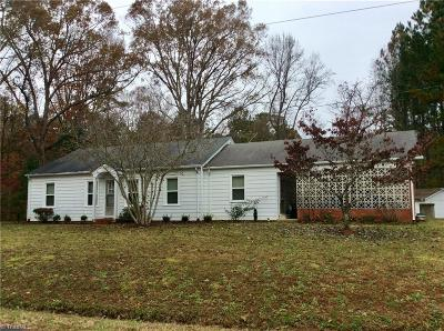 Asheboro Single Family Home For Sale: 5976 Old Nc Highway 49