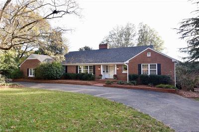 Winston Salem Single Family Home Due Diligence Period: 780 N Pine Valley Road