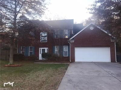 Kernersville Single Family Home Due Diligence Period: 804 Gehring Drive