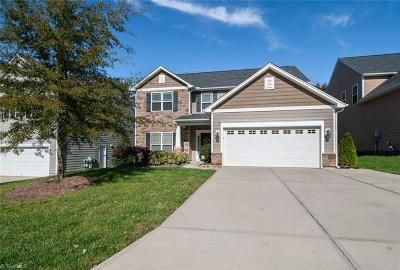 High Point Single Family Home For Sale: 3729 Cottesmore Drive