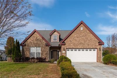 McLeansville Single Family Home For Sale: 5201 Lager Court
