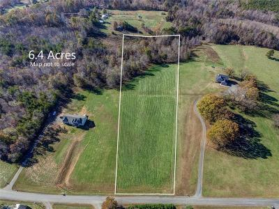 Reidsville Residential Lots & Land Due Diligence Period: Parcel C-1 Mitchell Road