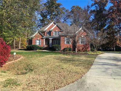 Summerfield Single Family Home For Sale: 8246 Ipswich Court