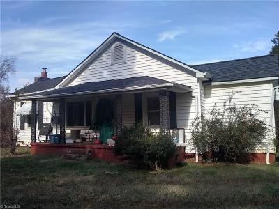 Lexington Single Family Home For Sale: 516 Jim Bell Road