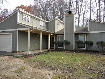 Greensboro Single Family Home For Sale: 7 Smokerise Court