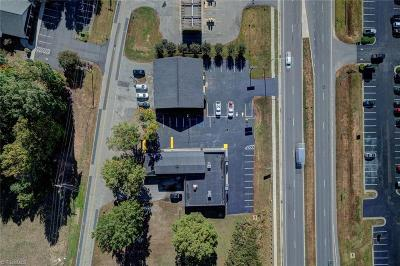 Reidsville Commercial For Sale: 1406 Freeway Drive