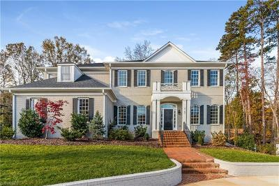 Greensboro NC Single Family Home For Sale: $947,500