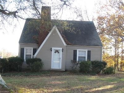 Ruffin Single Family Home For Sale: 9180 Nc Highway 700