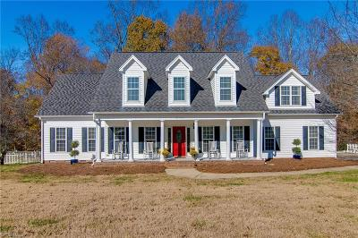 Guilford County Single Family Home For Sale: 8306 Quail Creek Drive