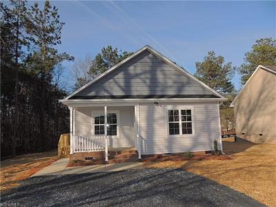 Asheboro Single Family Home For Sale: 732 Sherwood Road