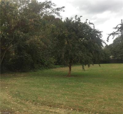Alamance County Residential Lots & Land For Sale: 615 W Whitsett Street