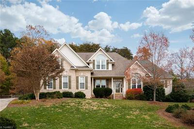 Greensboro Single Family Home For Sale: 6176 Old Ironworks Road