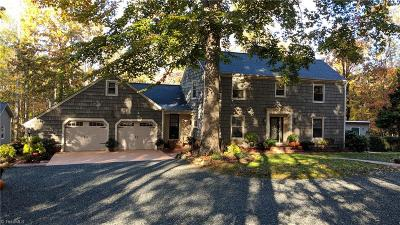 Alamance County Single Family Home For Sale: 843 A Southern High School Road