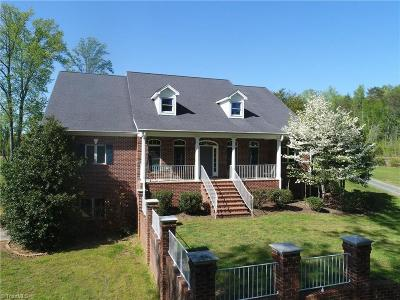 Reidsville NC Single Family Home For Sale: $499,500
