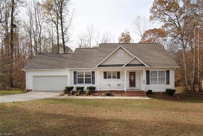 Gibsonville Single Family Home For Sale: 5805 Secretariat Road