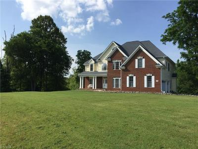 Rockingham County Single Family Home For Sale: 210 Knightshire Drive