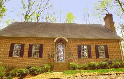 Kernersville Single Family Home Due Diligence Period: 403 Ogden School Court