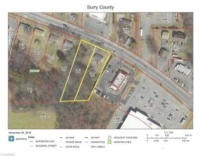 Surry County Residential Lots & Land For Sale: 504 E Atkins Street
