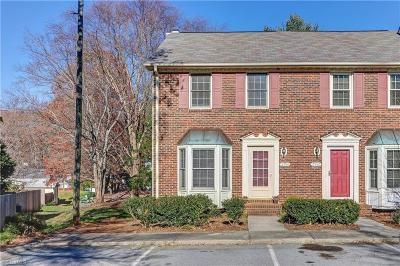 Greensboro Condo/Townhouse Due Diligence Period: 2554 Cottage Place