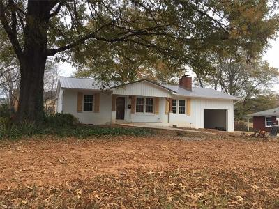 Winston Salem Single Family Home Due Diligence Period: 3435 Royalton Street