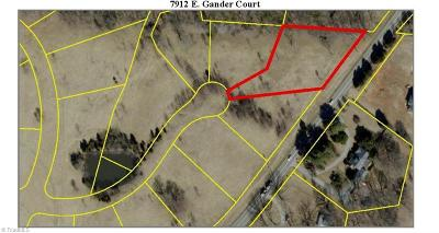Greensboro Residential Lots & Land Due Diligence Period: 7912 E Gander Court