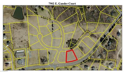 Greensboro Residential Lots & Land For Sale: 7902 E Gander Court
