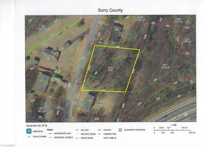 Surry County Residential Lots & Land For Sale: Collins Road